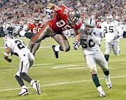 """Traumziel NFL: """"Wenn nicht bald jemand den Sprung schafft, kann es zappenduster aussehen"""""""