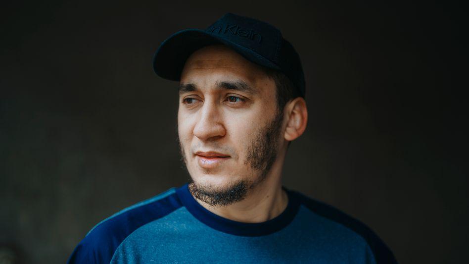 Ex-Häftling Hajib in Duisburg