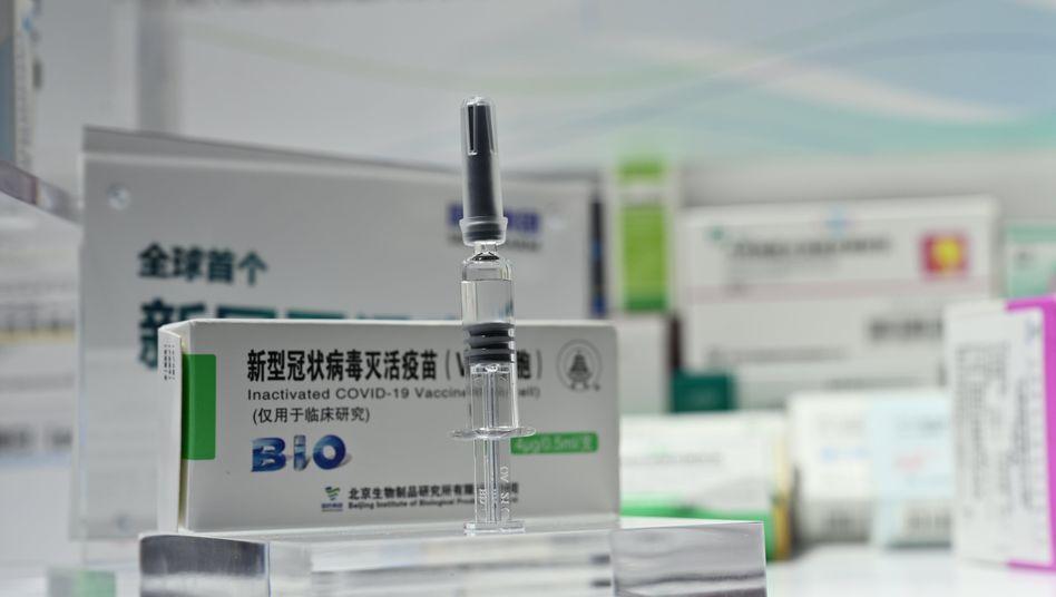 Impfstoff von Sinopharm: Inaktiviertes Virus als wirksamer Bestandteil