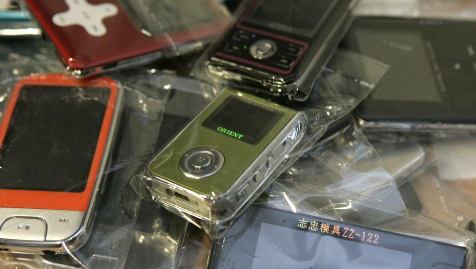 MP3-Player: Immer weniger Menschen wollen ein extra Gerät zum Musikhören haben