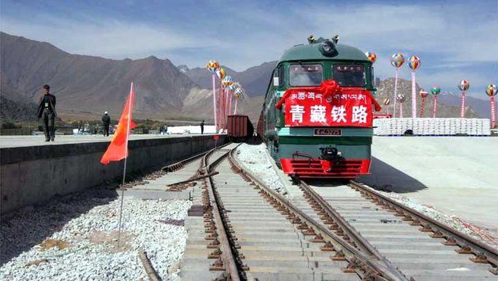 Tibet: Auf dem Dach der Welt
