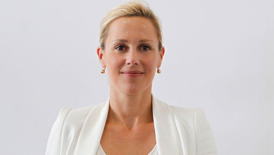 Bettina Wulff, die Ehefrau des früheren Bundespräsidenten Christian Wulff