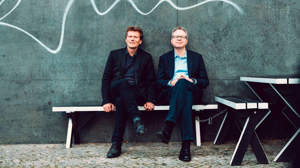 Wissenschaftler Rosa und Reckwitz in Berlin
