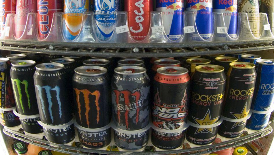 Energydrinks in Dosen: Einwegverpackungen sind beliebter denn je