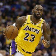 NBA: Lebron James führt die Los Angeles