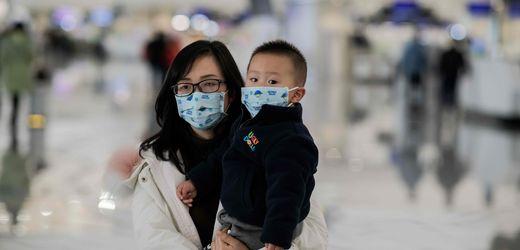 China: Coronavirus breitet sich weiter aus