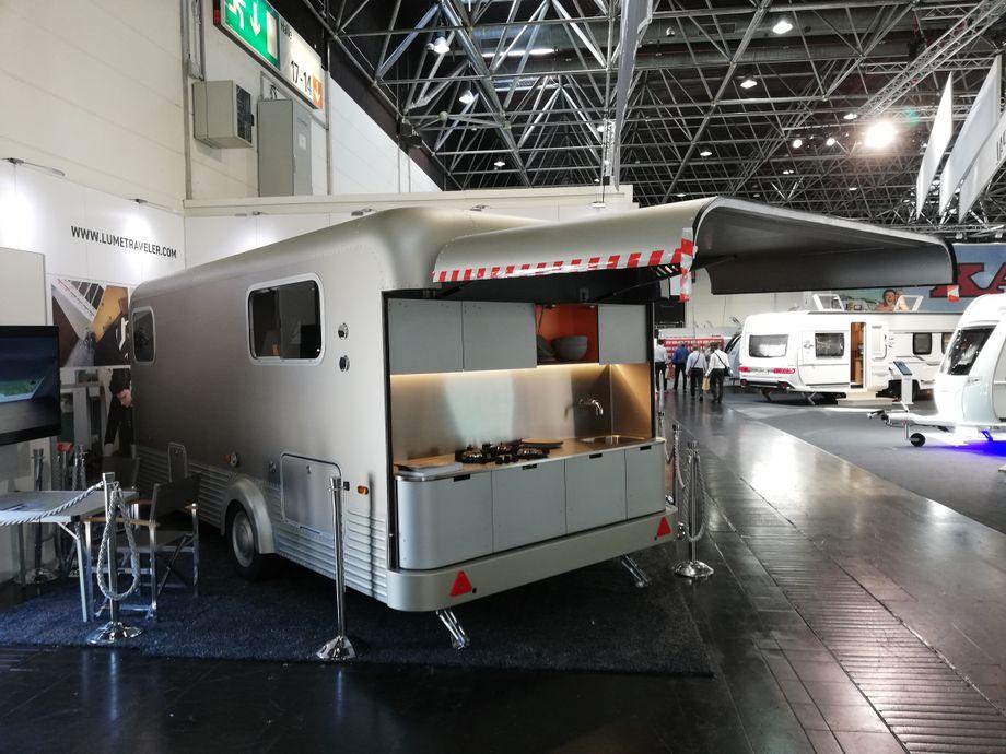 Caravan-Salon: Das sind die Neuheiten der Messe 2019 - DER ...