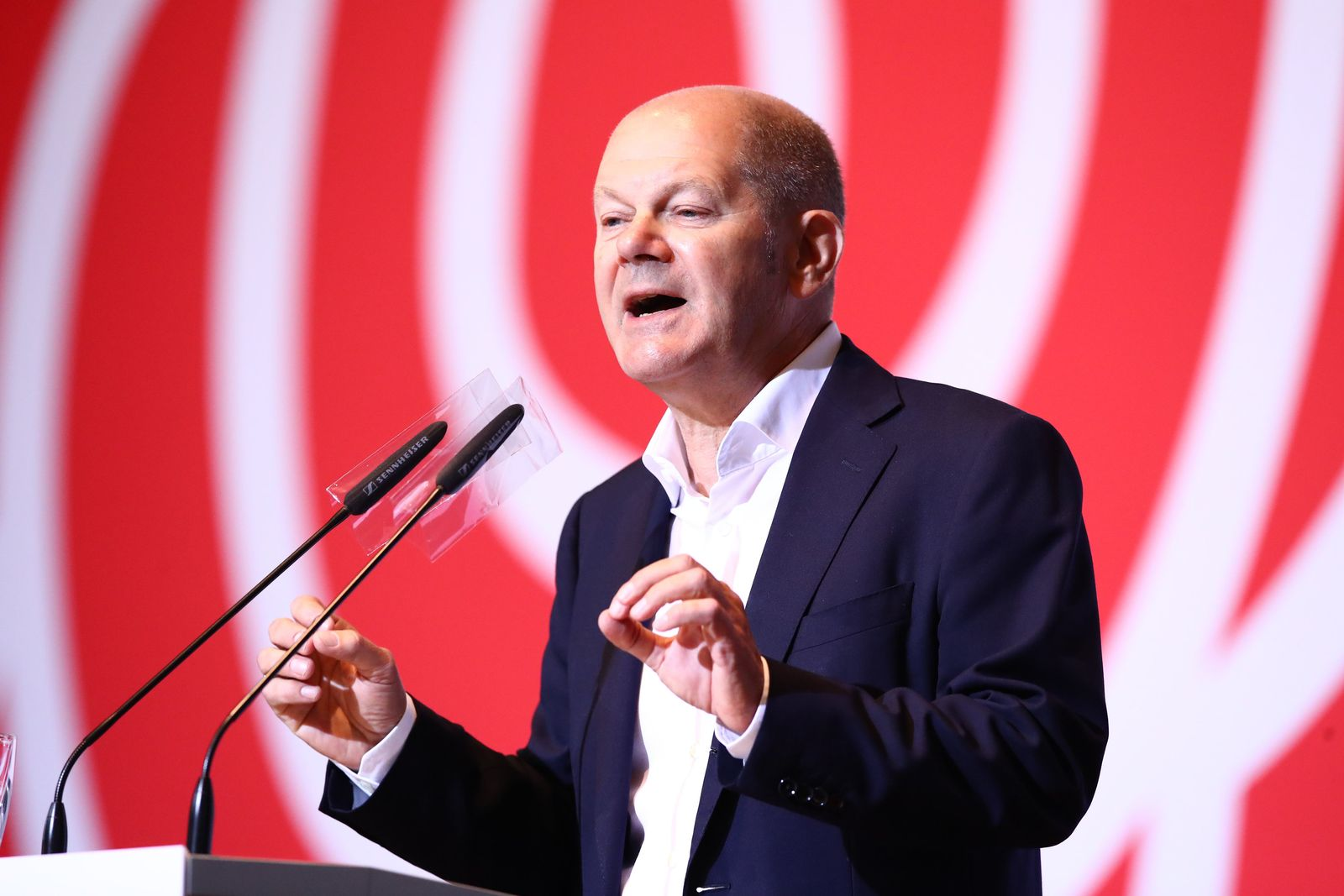 Landesparteitag SPD Thüringen