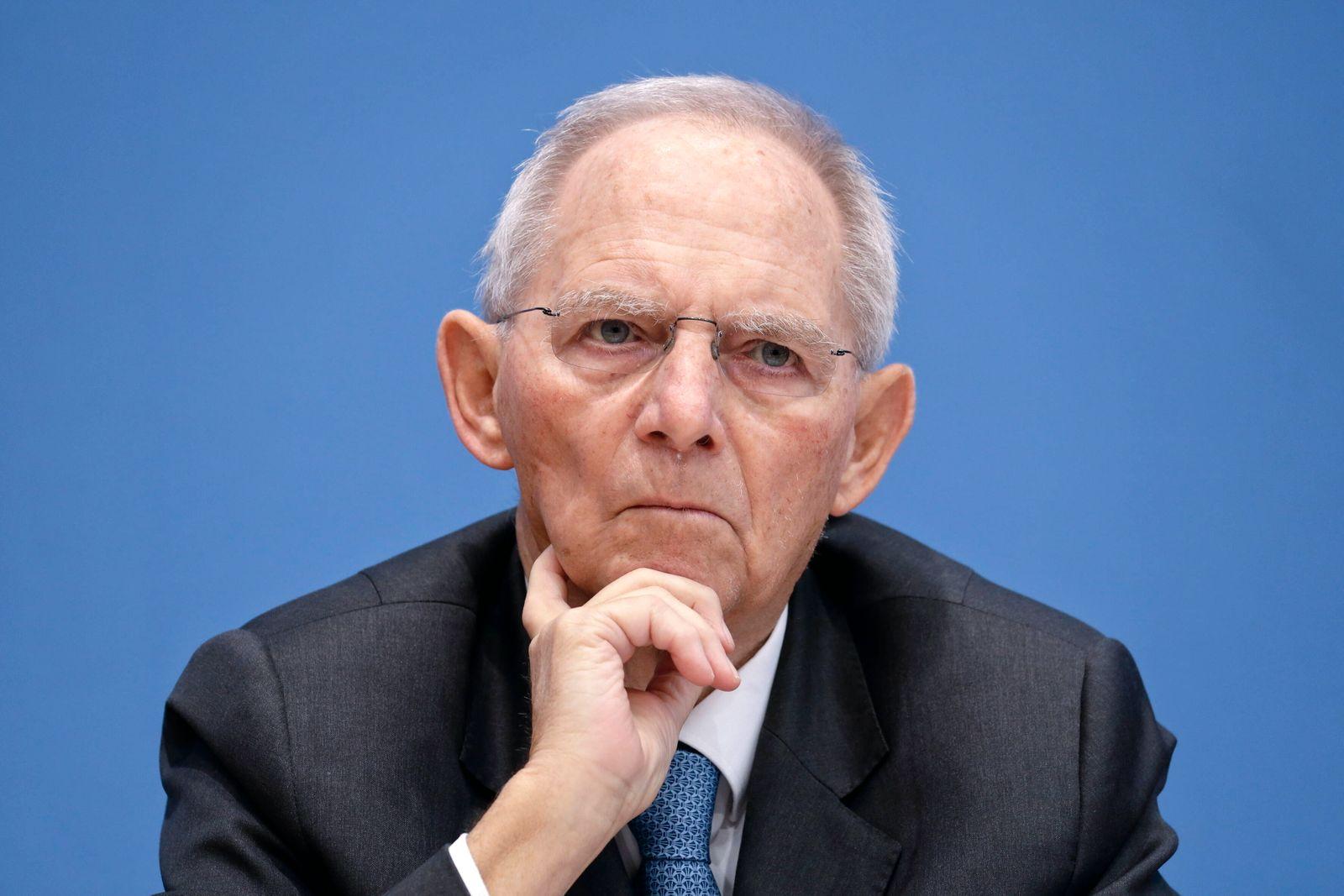 13.01.2021, Berlin, Deutschland - Pressekonferenz: Buergerrat - Deutschlands Rolle in der Welt - unter der Schirmherrsch