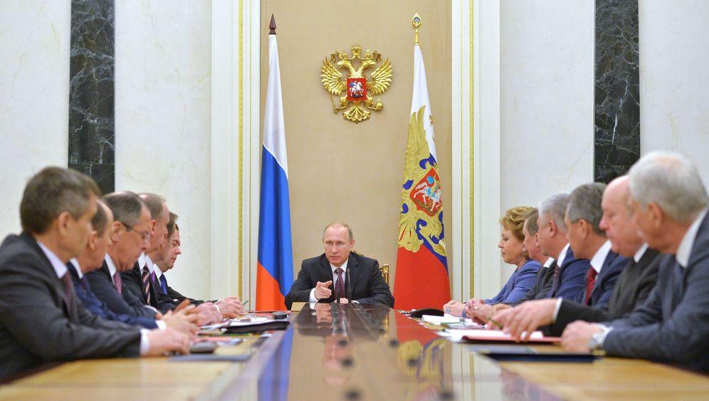 Russland: Putin unterschreibt neue Militärdoktrin
