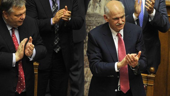 Griechenland-Krise: Die Vertrauensfrage