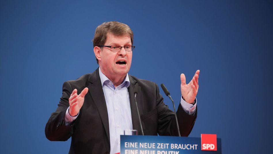 SPD-Vize-Parteichef Ralf Stegner