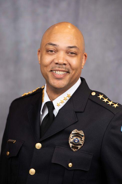 """Polizeichef Armstrong: """"Das Problem ist, dass ich einem Menschen nicht ansehe, was er denkt"""""""