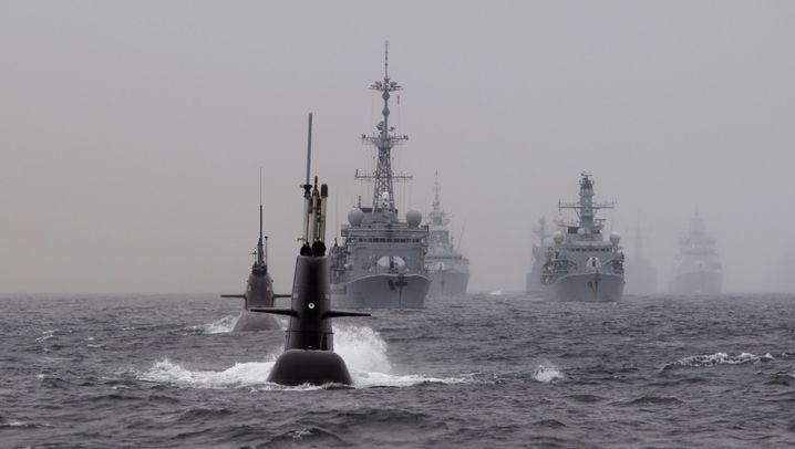Militär in Skandinavien: Stärke zeigen