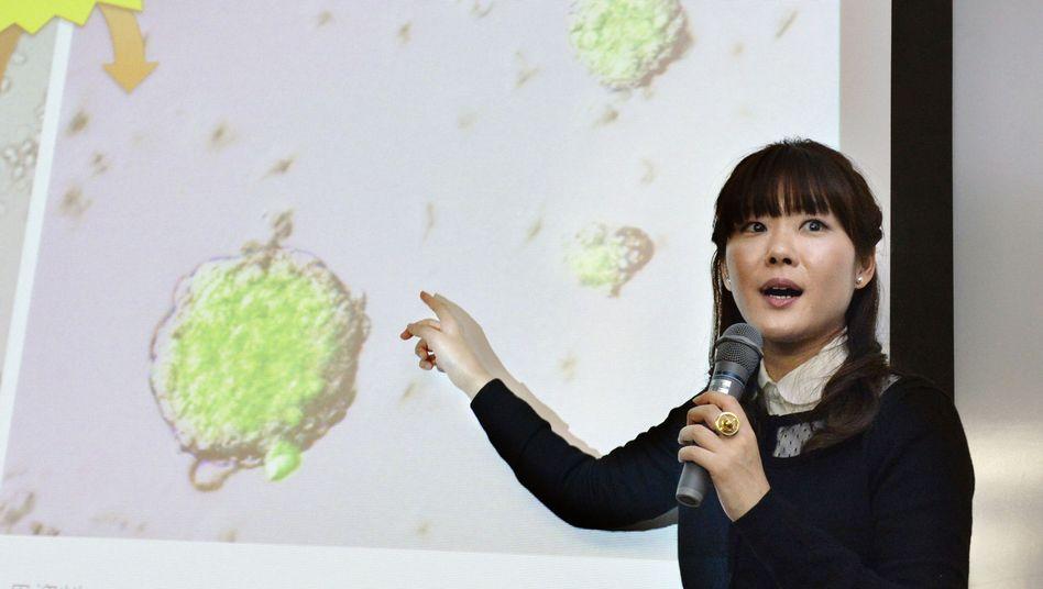 Haruko Obokata: Laut Studie hat ihr Team Zellen mit Säure in den Embryonalzustand zurückversetzt