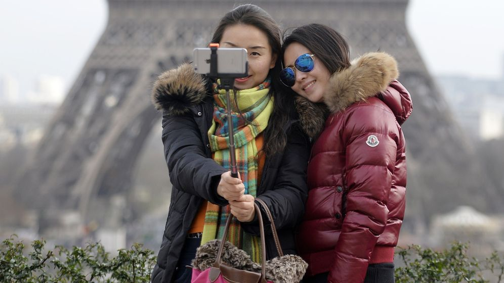 Selfies: Geh doch mal zur Seite!