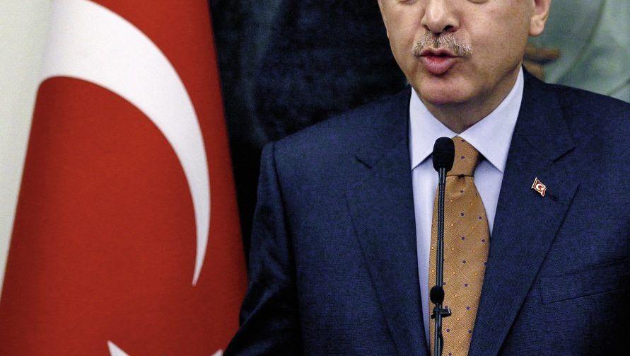 Ministerpräsident Erdogan: »Auf Kollisionskurs mit führenden Museen der Welt«