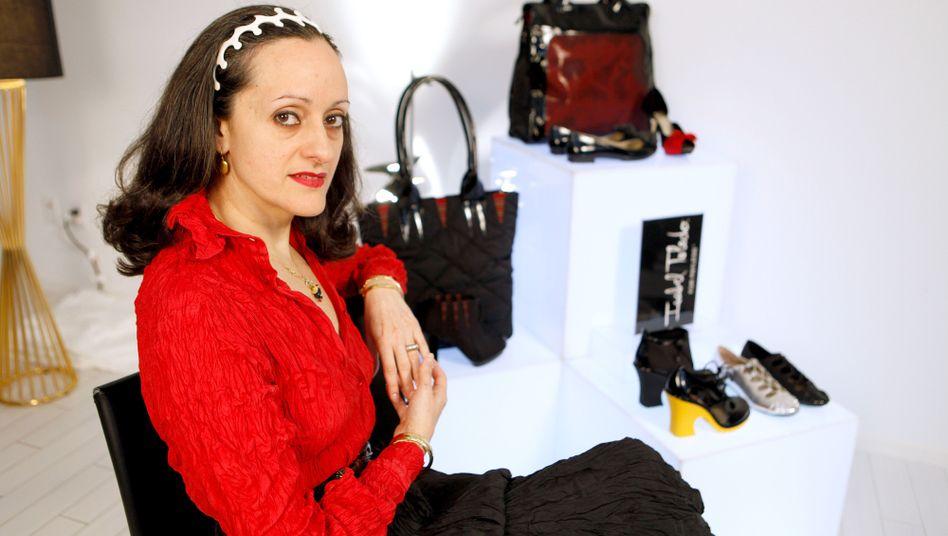 Isabel Toledo im Jahr 2010
