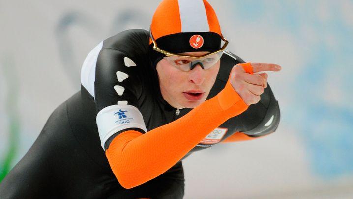 Kramers 10.000-Meter-Debakel: Spur gewechselt, Gold verloren