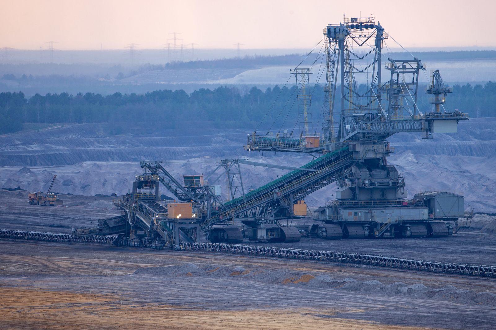 Die Braunkohle und der anstehende Strukturwandel in Sachsen