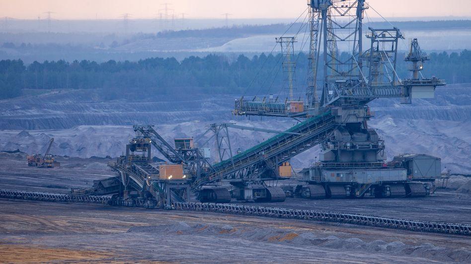 Braunkohleförderung: Sorge um die ostdeutschen Reviere