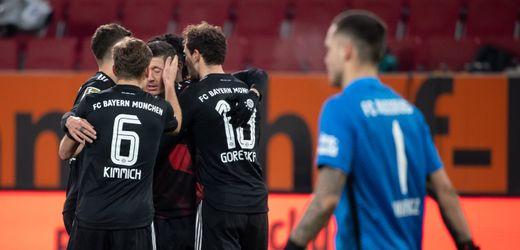 Bundesliga: Bayern München siegt, Arminia Bielefeld zieht Schalke 04 und Mainz 05 davon