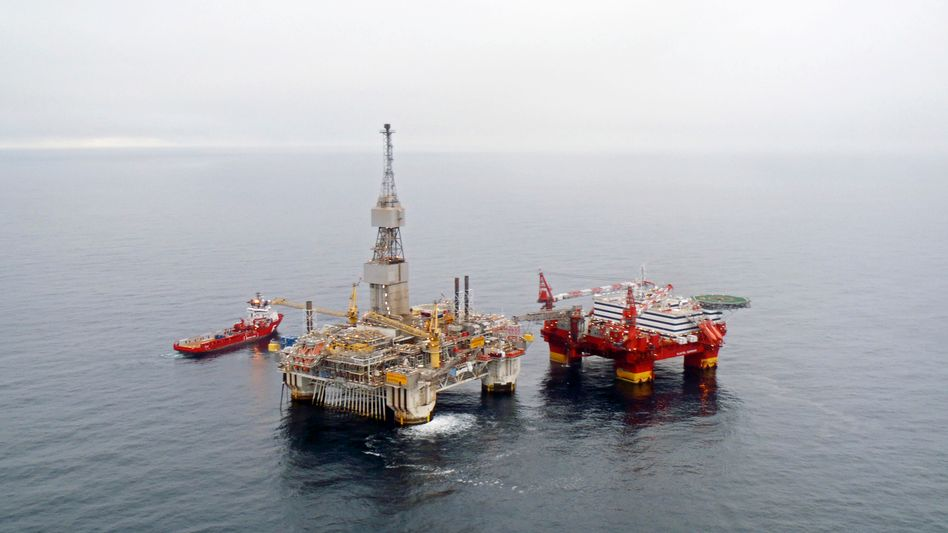 Ölplattform in der Nordsee: Höhere Sicherheitsauflagen
