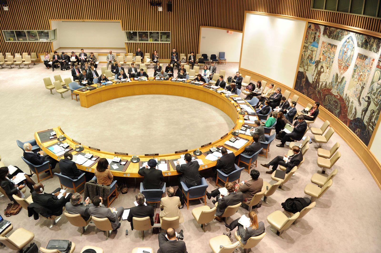 UN Sicherheitsrat/ Libyen