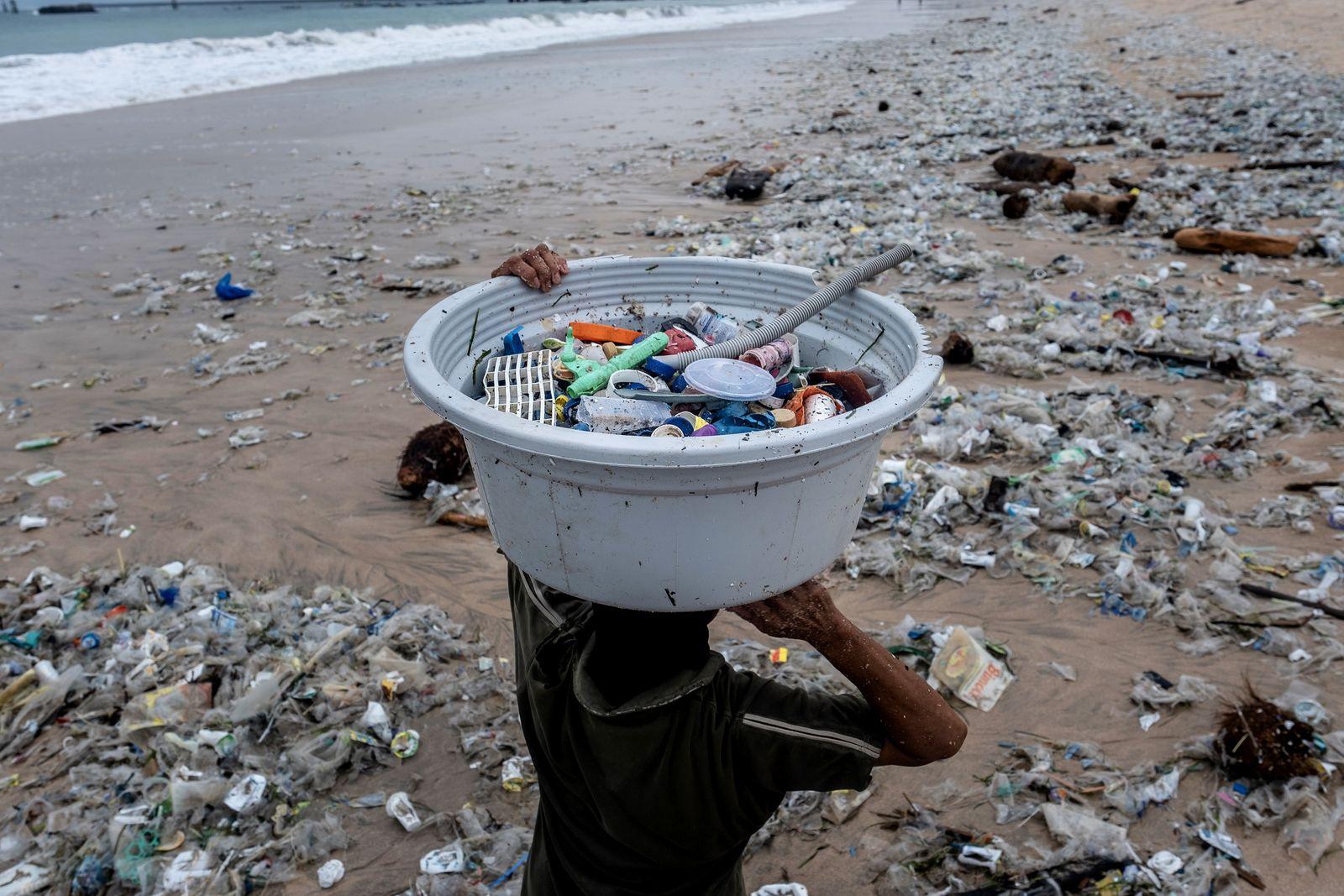Plastic Beach: Bali's Growing Trash Problem