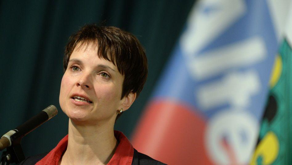 Nach Sachsen migriert: Frauke Petry meint zu wissen, wie sich Flüchtlinge fühlen