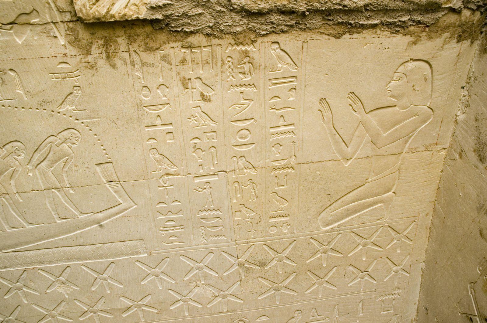 EGYPT-ARCHAEOLOGY-TOMB-MENEKHIBNEKAU
