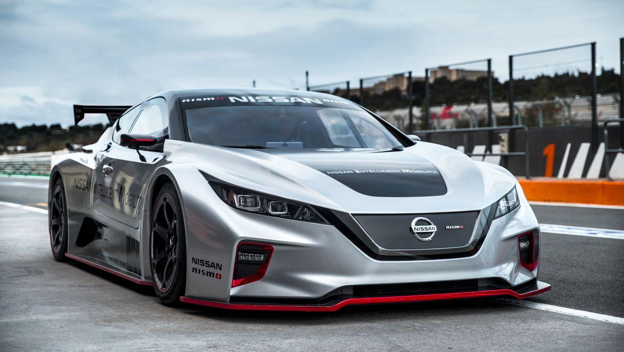 Der Nissan Leaf ist das meistverkaufte Elektroauto der Welt - damit das auch jemand merkt, hat Nissan ein paar extreme Exemplare gebaut - DER SPIEGEL - Mobilität