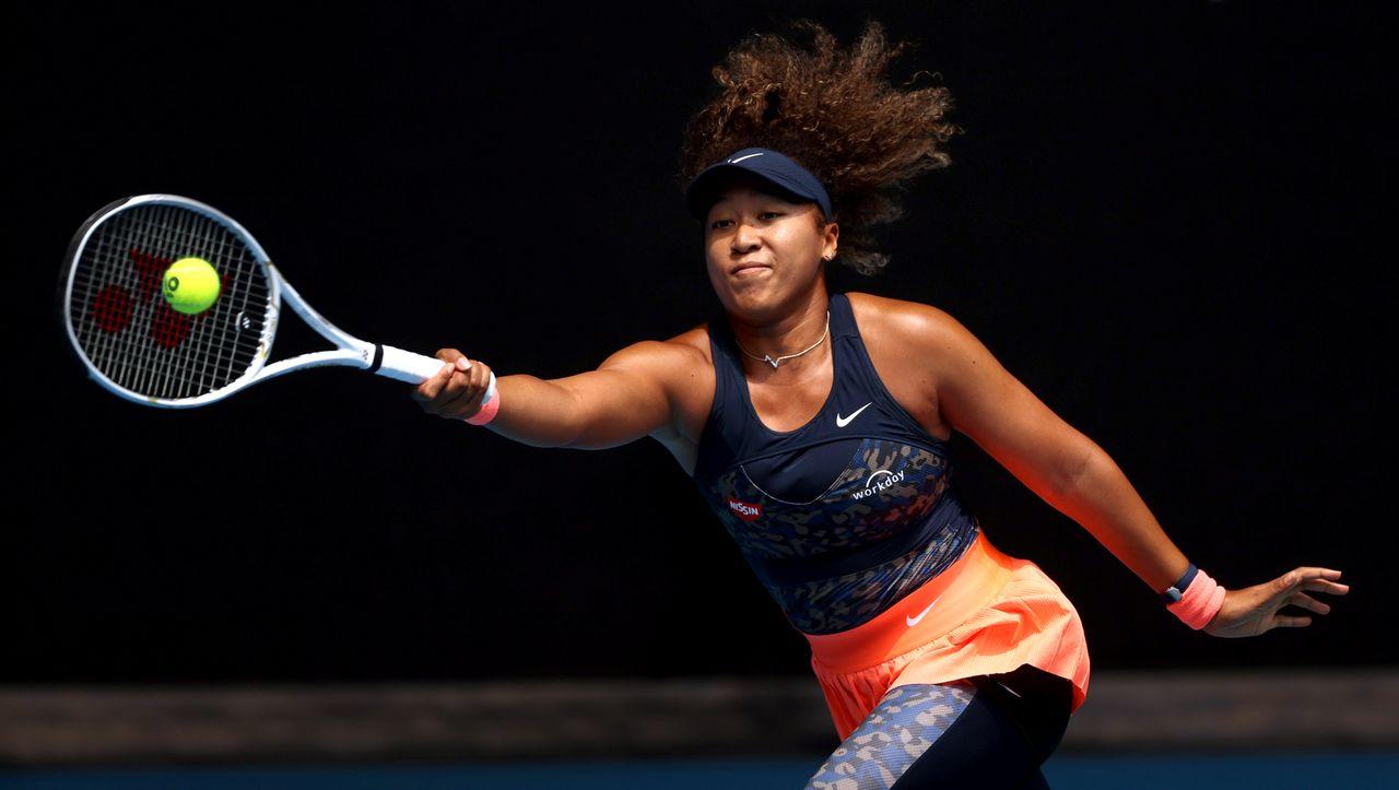 Australian Open: Osaka braucht nur 66 Minuten - DER SPIEGEL
