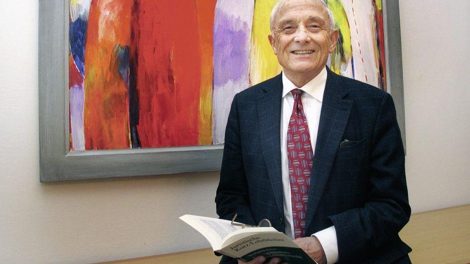 Firmenchef Hans Dieter Beck