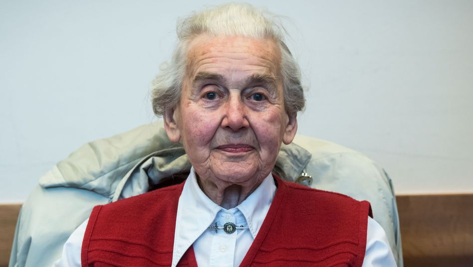 Ursula Haverbeck (Archiv)