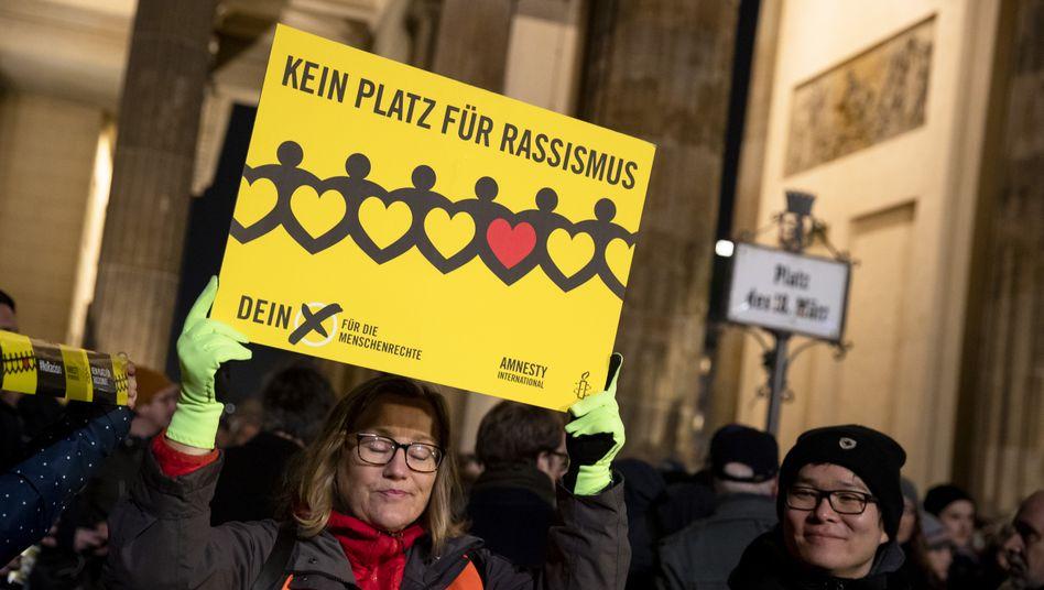 """Pressestimmen zum Anschlag in Hanau: """"Es gibt hier ein politisches Problem. Zeit, das einzusehen"""""""