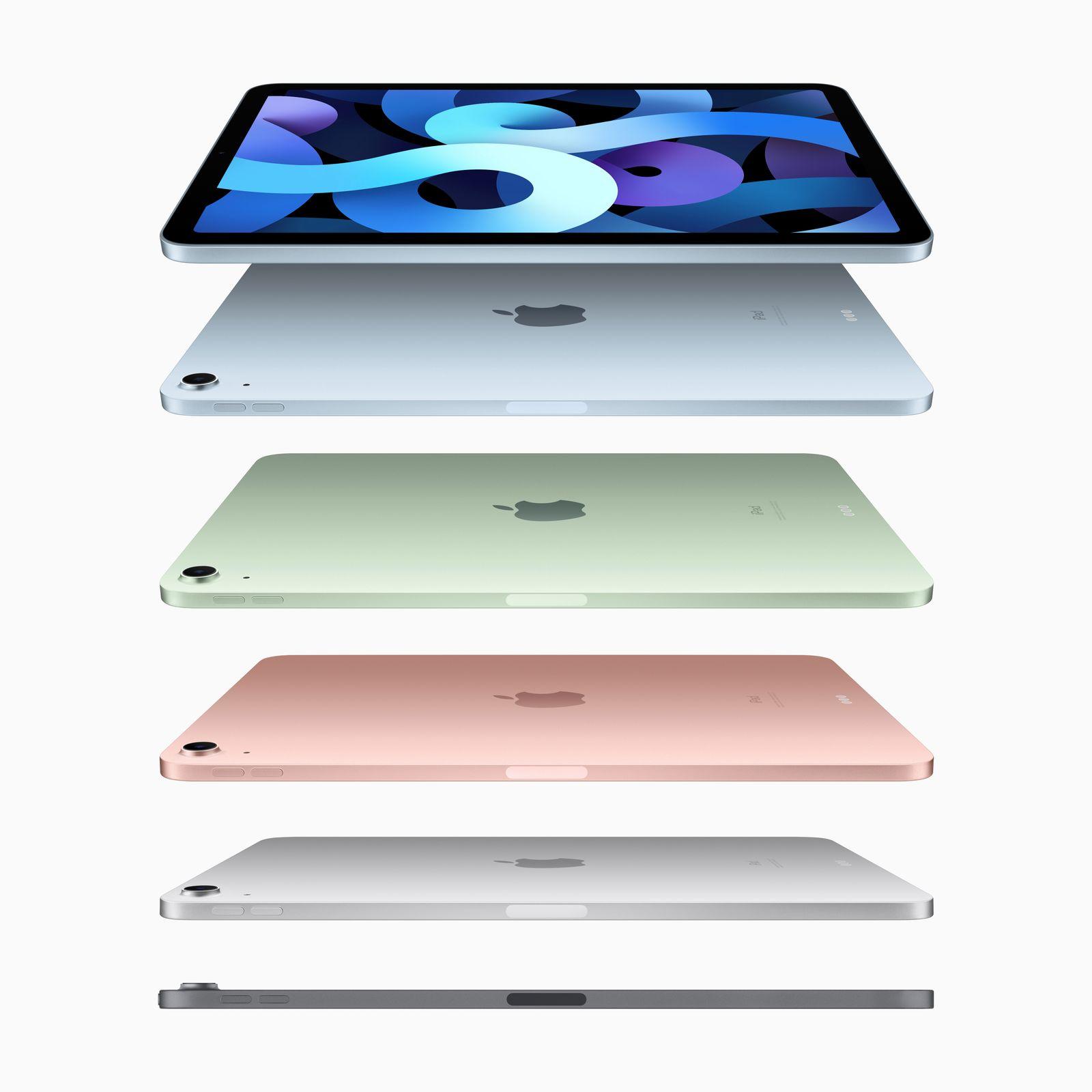 Apple Event, Cupertino, USA - 15 Sep 2020