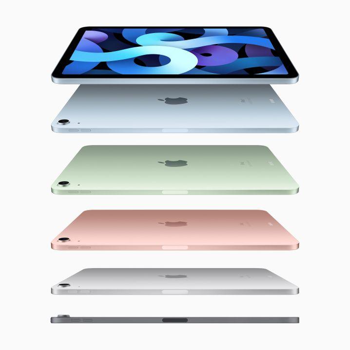 iPad Air 4: Neuer Prozessor und neue Farben