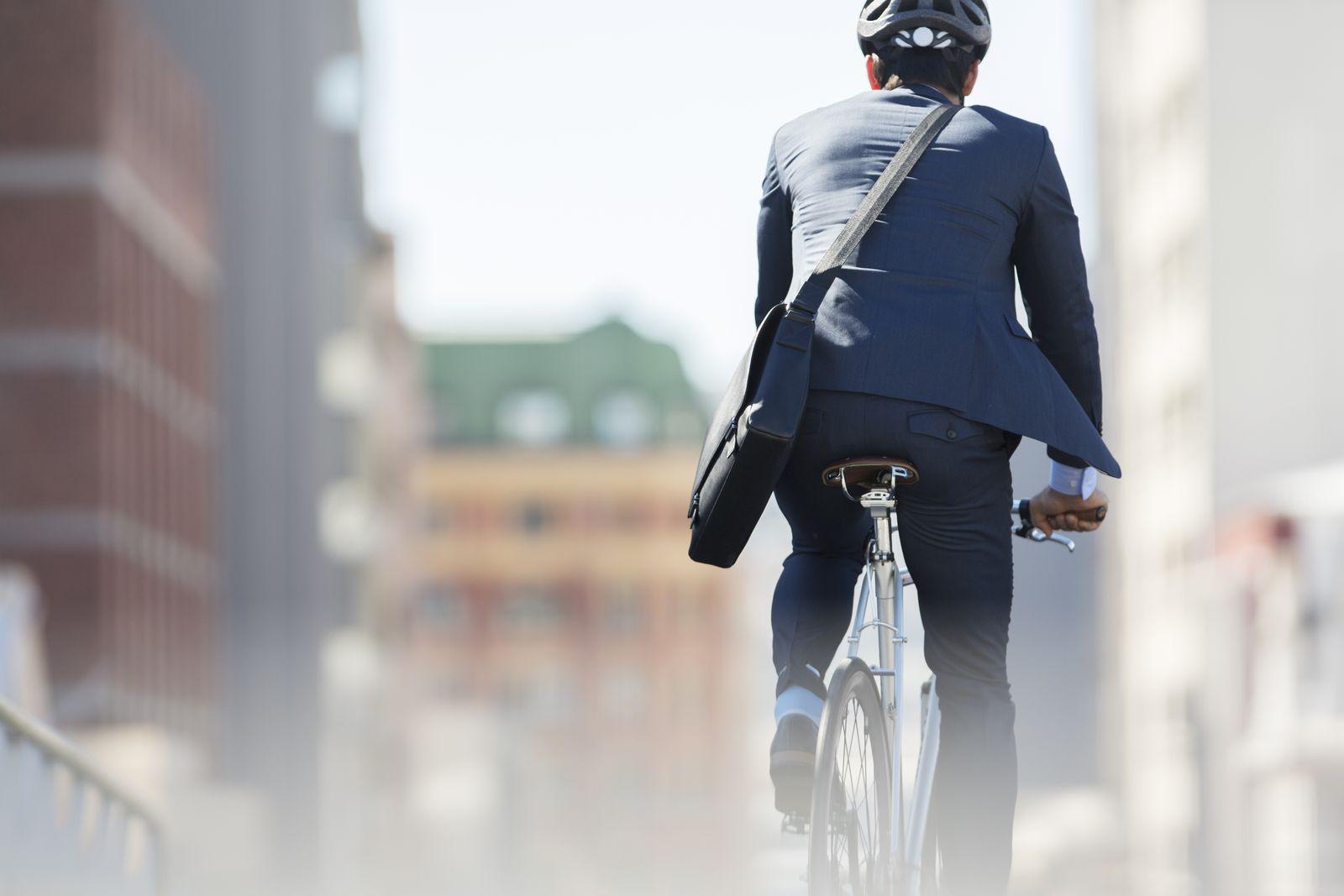 EINMALIGE VERWENDUNG Radfahren/ Arbeit/ Urlaubstag