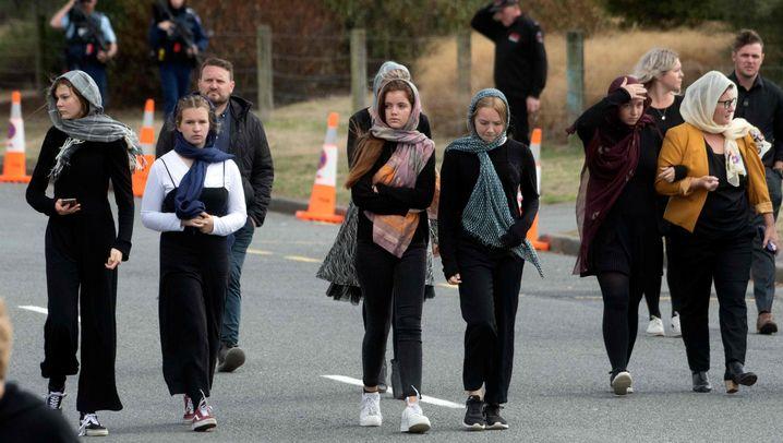 Neuseelands Trauer: Headscarf for Harmony