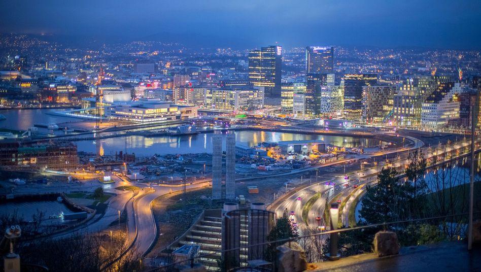 Norwegens Hauptstadt Oslo: Dieselfahrzeuge unerwünscht