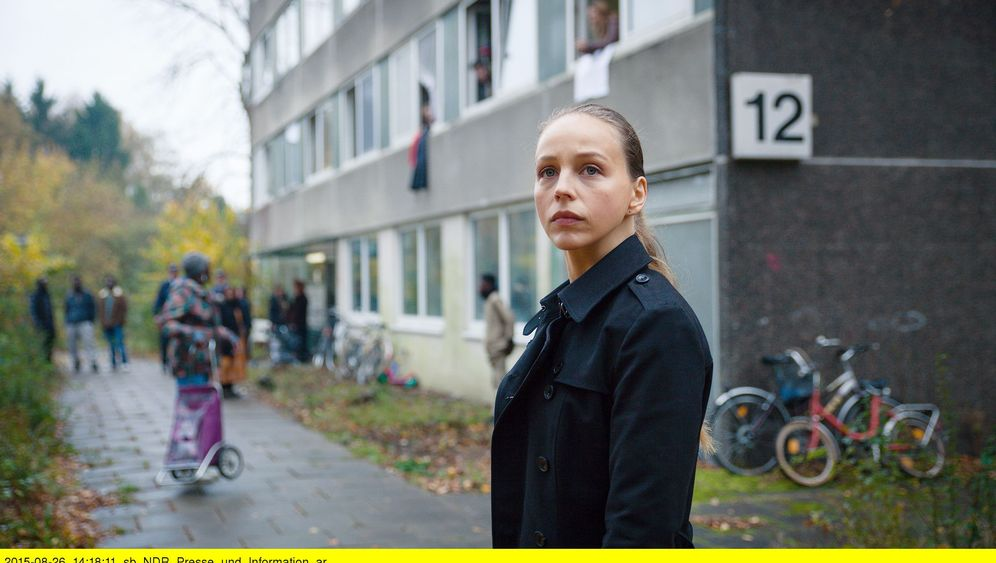 "Falke-""Tatort"": Im Copland"