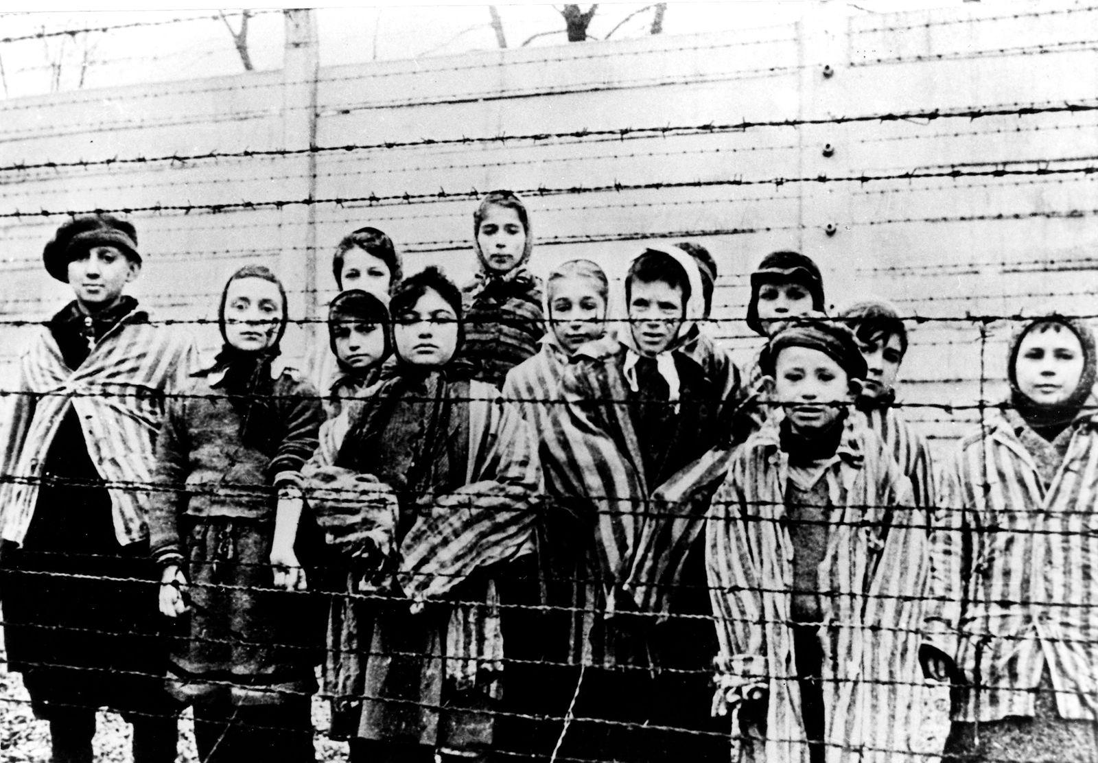 DEU Holocaust Gedenktag Entschaedigung