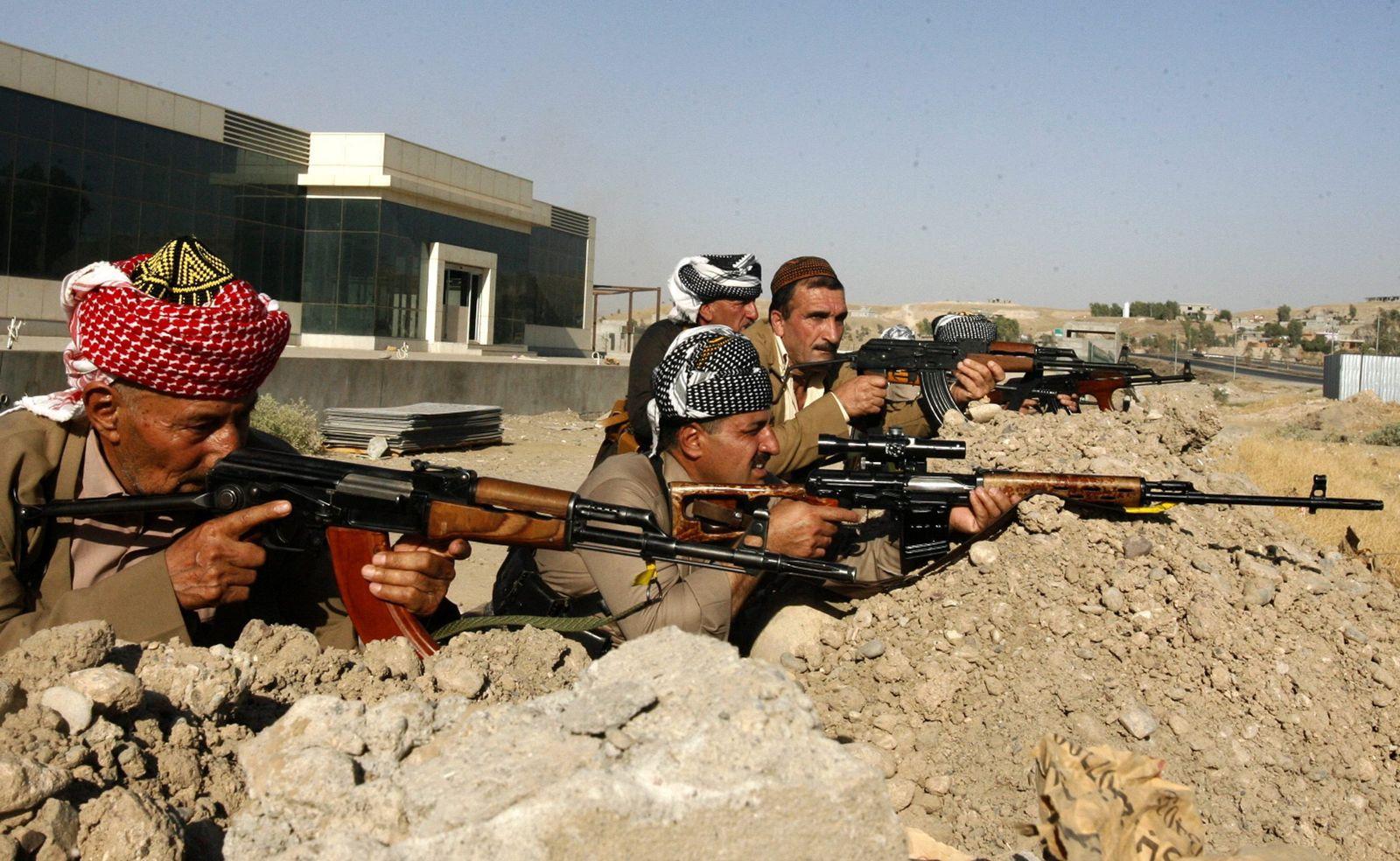 Islamic State Jihadists expand foothold in northern Iraq