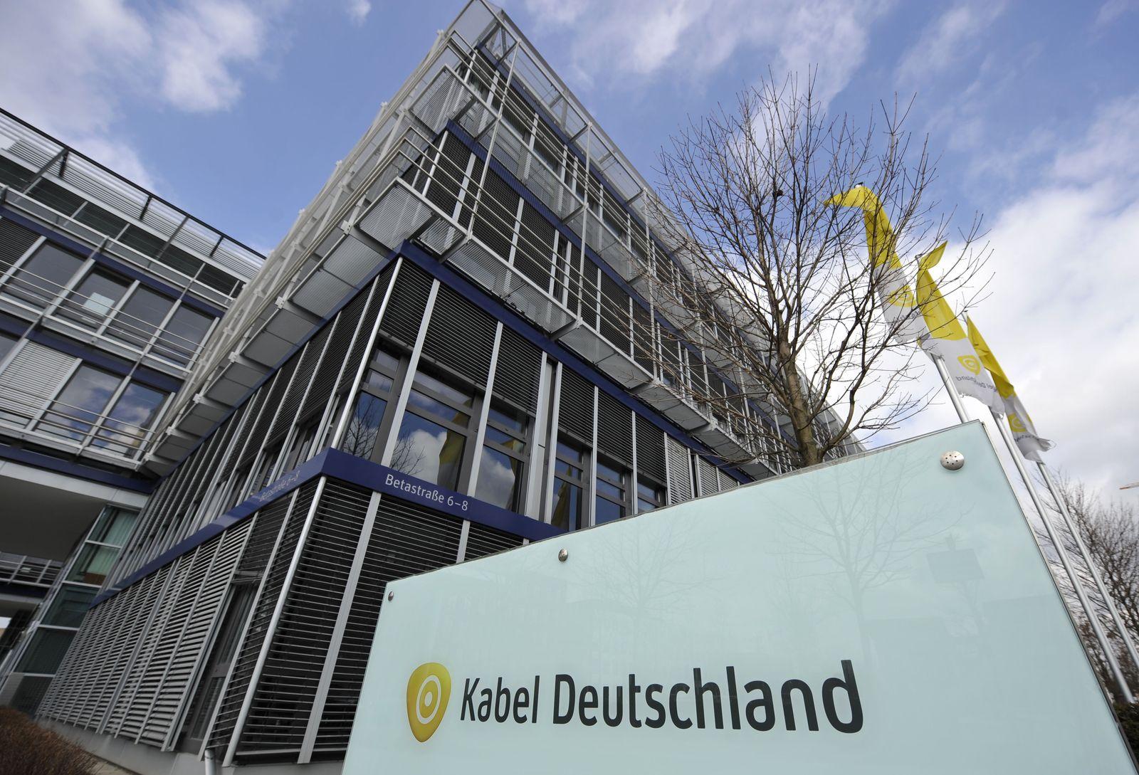 NICHT VERWENDEN Kabel Deutschland / Zentrale