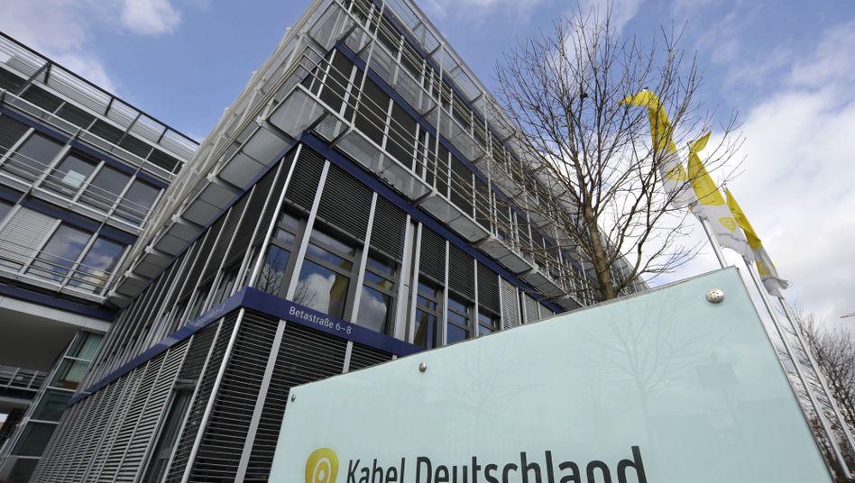 Konzernzentrale von Kabel Deutschland: 87 Euro je Aktie