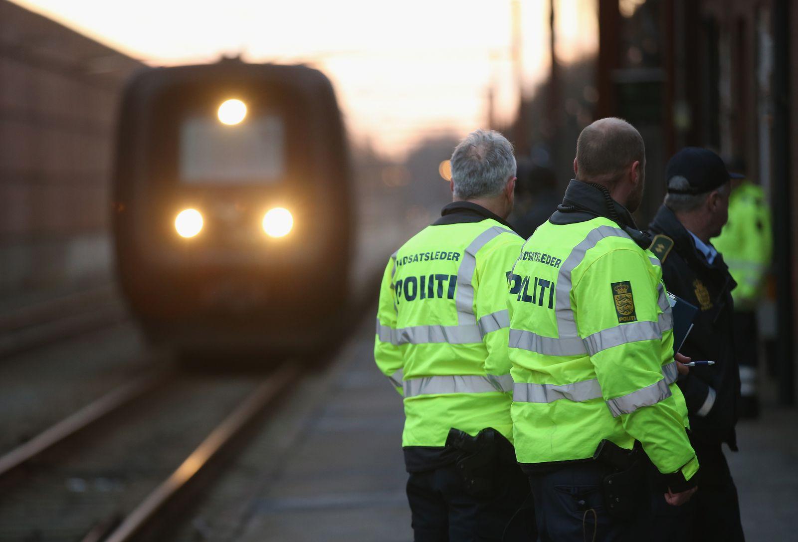 Dänemark Grenzkontrolle