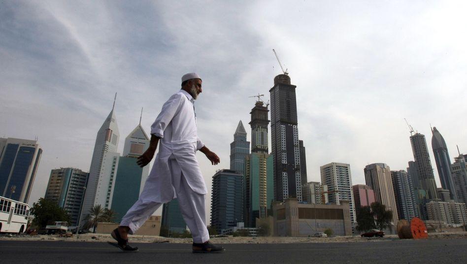 """Business Bay in Dubai: """"In der aktuellen labilen Situation ist jeder Rückschlag gefährlich"""""""