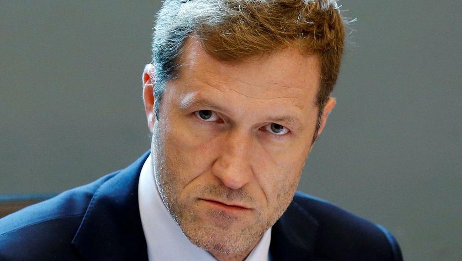 Wallonischer Ministerpräsident Paul Magnette