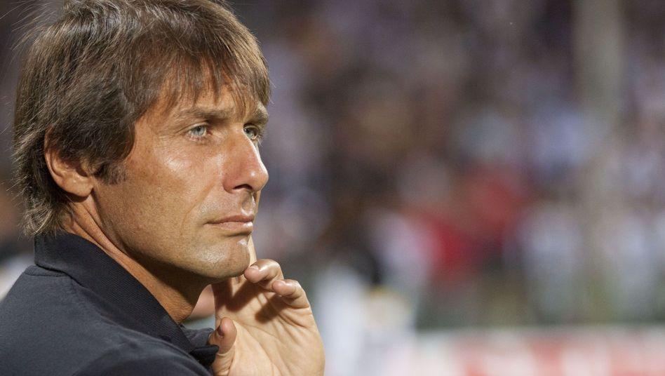 Juventus-Trainer Conte: Zehn Monate Sperre